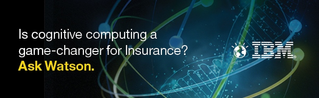 Is cognitive computing a game-changer for insurance?
