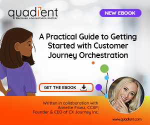 "Quadient's new eBook – ""Moments that Matter: Critical Touchpoints that Make or Break the Customer Experience"" – download now!"