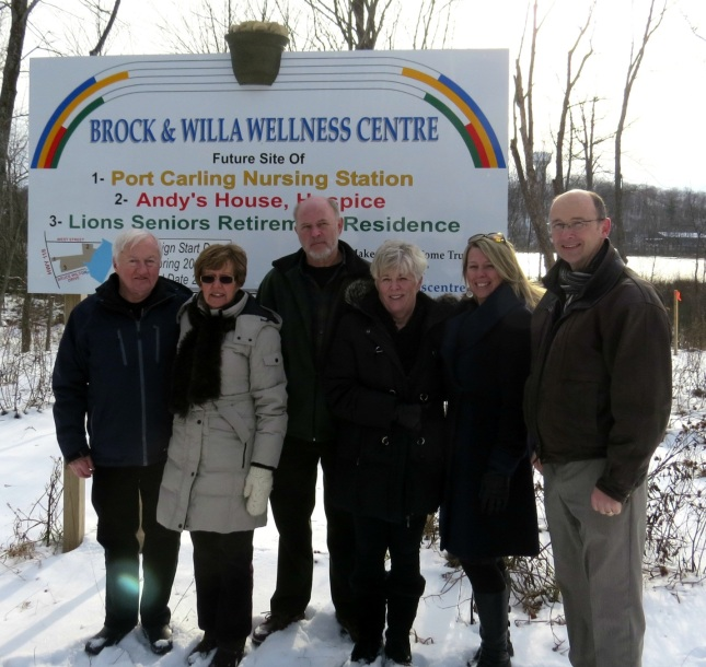 The Cowan Foundation Supports New Muskoka Lakes Nursing Station with Donation