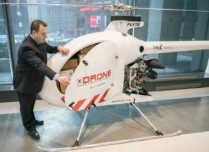 The Condor cargo delivery drone boast a payload capacity of 180kg (DDC)