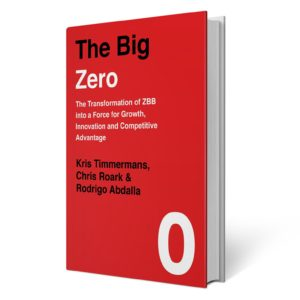 """The Big Zero"" – co-authored by Kris Timmermans and Christopher Roark of Accenture Strategy, along with Rodrigo Abdalla"