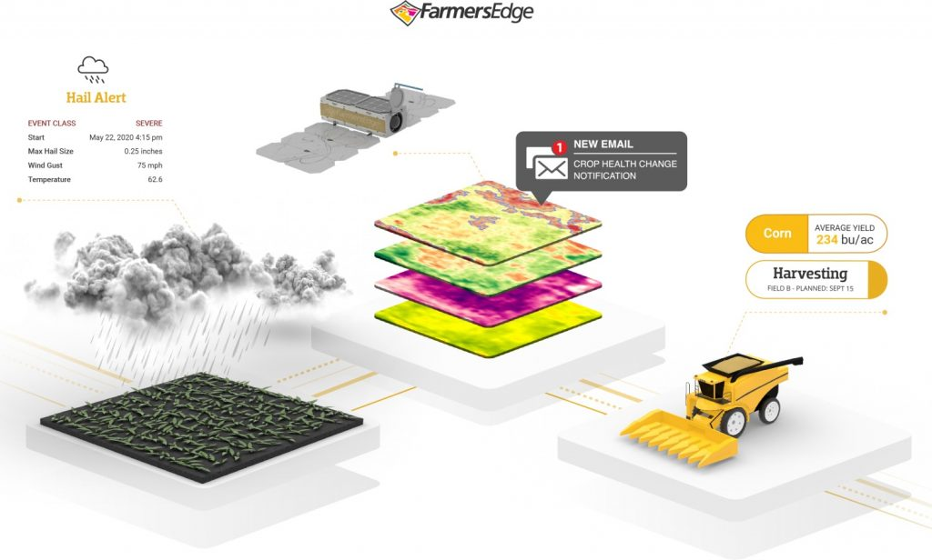Farmers Edge continues wave of digital disruption in crop insurance