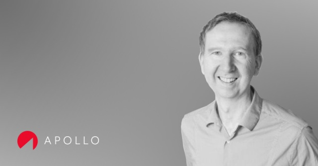Apollo welcomes Klaus Salchner as Chief Technology Officer